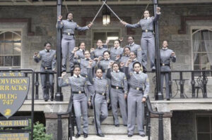 The true story of being a black woman cadet at West Point Featuring Mary Tobin