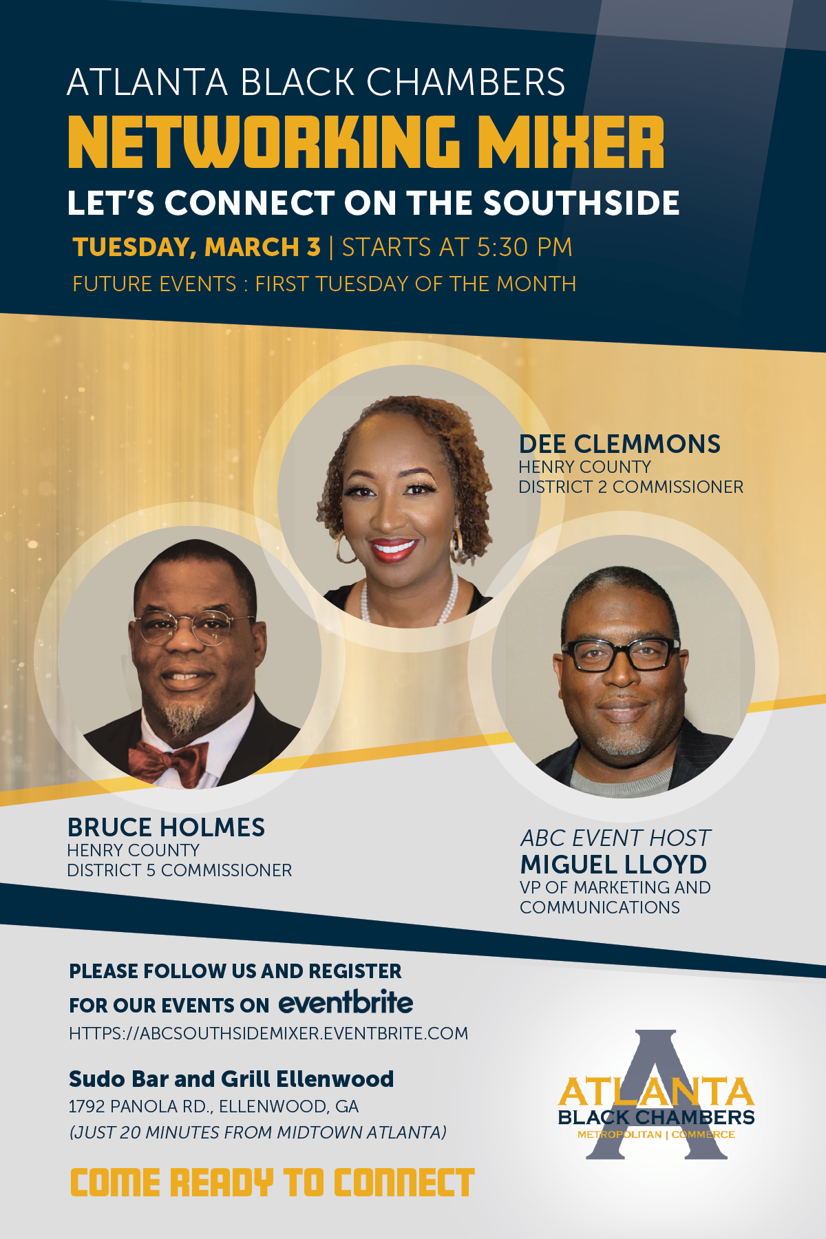Event: Southside Metro To Atlanta…Its Time to Make The Connection