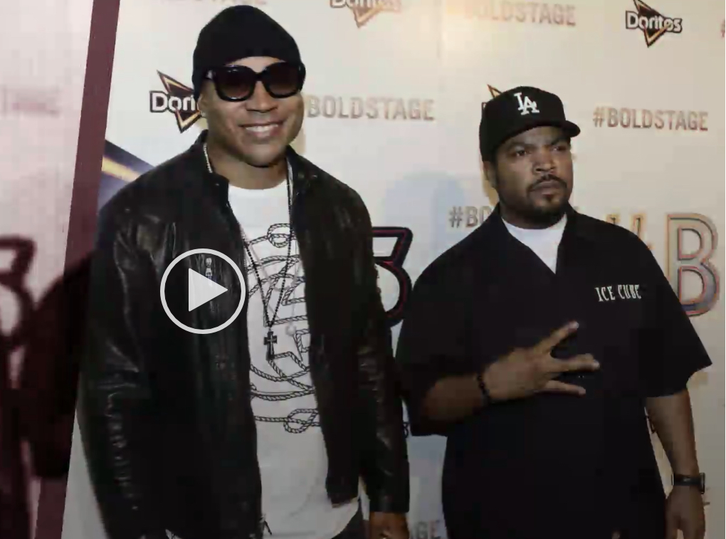 LL Cool J and Ice Cube parlays their influences into a bid for Sports TV Channels