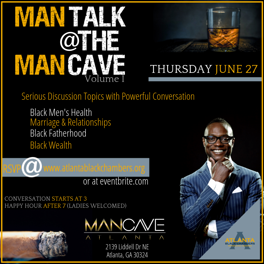 Miguel Lloyd to Moderate a Conversation: ManTalk at The ManCave