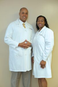 Drs. Winston and Chantaye Carhee of the Pain 2 Wellness Center Talk About Ways to Improve Your Immune System