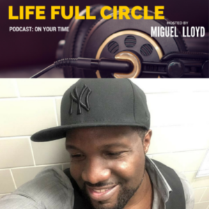 Life Full Circle Podcast: Author, Activist and Artist Joseph Mathews