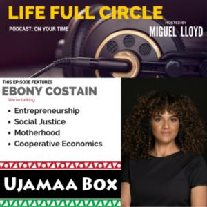 LFCRadio: Ebony Costain with The UjamaaBox.com