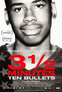Ron Davis to visit the White House for 3 1/2 Minutes Screening and Panel discussion This Wednesday