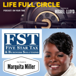 LFCRadio: Marquita Miller with Five Star Tax & Business Solutions