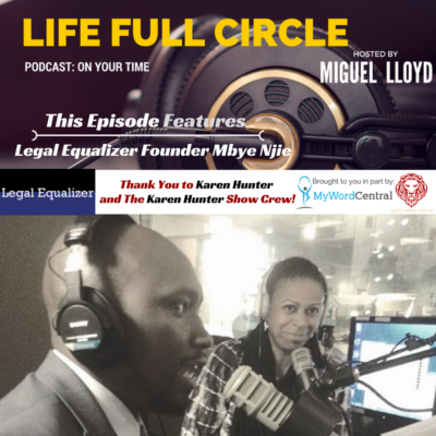 #LFCRadio Podcast: Don't get stopped without the Legal Equalizer App